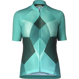 Mavic Sequence Pro Short-Sleeve Jersey - Women's