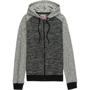 Micros Dawson Spacedye Contrast Full-Zip Hoodie - Men's