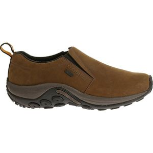 Merrell Jungle Moc Nubuck Waterproof Shoe - Men's