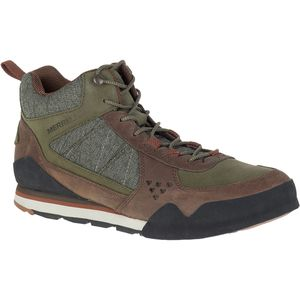Merrell Burnt Rock Mid Boot - Men's