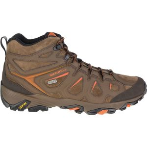 Merrell Moab FST Leather Mid Waterproof Hiking Boot - Men's