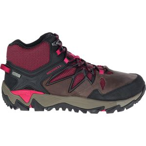 Merrell All Out Blaze 2 Mid Waterproof Hiking Boot - Women's
