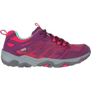 Merrell Moab FST Low Waterproof Hiking Shoe - Girls'
