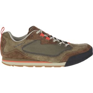Merrell Burnt Rock Travel Suede Shoe - Men's