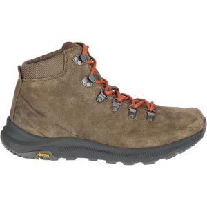 Ontario Suede Mid Boot - Men's