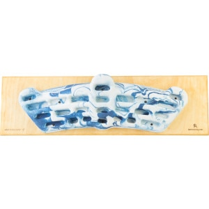 Metolius Simulator 3D Backcountry Fingerboard Backboard Combo