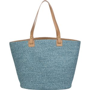 Magid Straw Tote - Women's