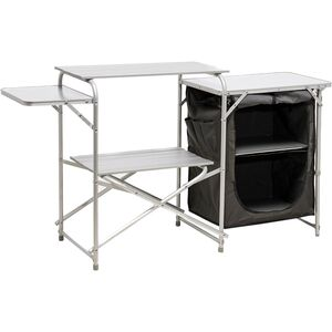 Mountain Summit Gear Deluxe Roll Top Kitchen Table