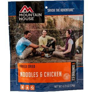Mountain House Noodles and Chicken - 2.5 Serving Entree