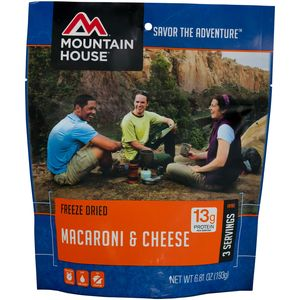 Mountain House Macaroni & Cheese - 3 Serving Entree
