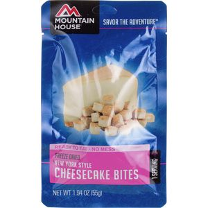 Mountain House Cheesecake Bites Price