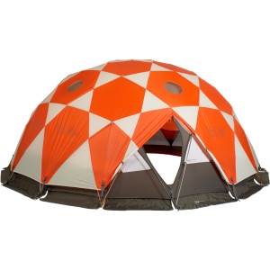 Mountain Hardwear Stronghold Tent: 10-Person 4-Season