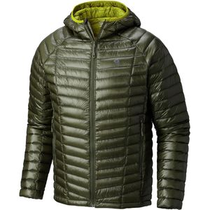 Mountain Hardwear Ghost Whisperer Hooded Down Jacket - Men's