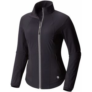 Mountain Hardwear Mighty Power Hybrid Softshell Jacket - Women's