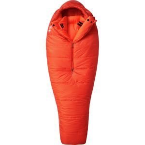 Mountain Hardwear Hyperlamina Torch Sleeping Bag: 0 Degree Synthetic