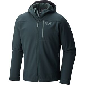 Mountain Hardwear Fairing Hooded Softshell Jacket - Men's