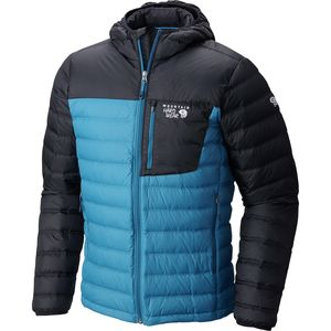 Mountain Hardwear Dynotherm Hooded Down Jacket - Men's