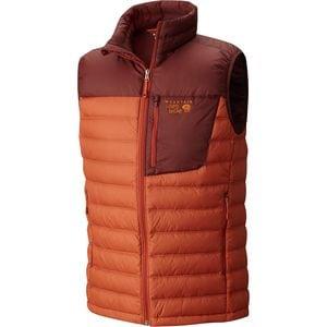 Mountain Hardwear Dynotherm Down Vest - Men's Compare Price