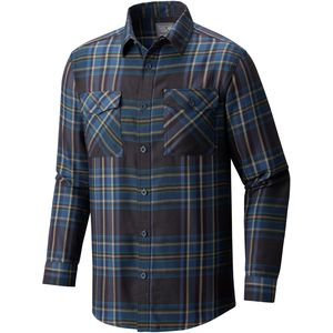 Mountain Hardwear Trekkin Flannel Shirt - Men's