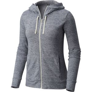 Mountain Hardwear Burned Out Full-Zip Hoodie - Women's