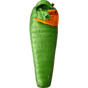 Mountain Hardwear Phantom Flame Sleeping Bag: 15 Degree Down