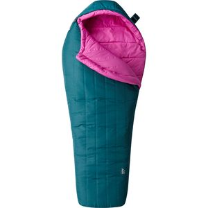 Mountain Hardwear Hotbed Flame Sleeping Bag: 20 Degree Synthetic - Women's