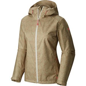 Mountain Hardwear Finder Printed Jacket - Women's