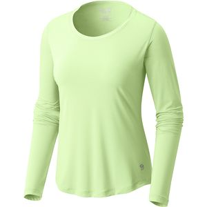 Mountain Hardwear WickedLite Long-Sleeve T-Shirt - Women's