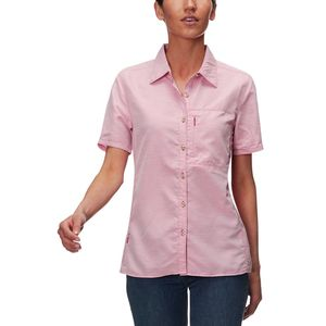 Mountain Hardwear Canyon Short-Sleeve Shirt - Women's