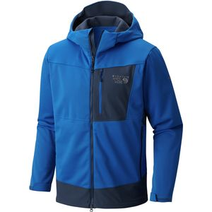 Mountain Hardwear Dragon Hooded Jacket - Men's