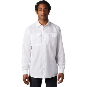 Mountain Hardwear Canyon Long-Sleeve Shirt - Men's