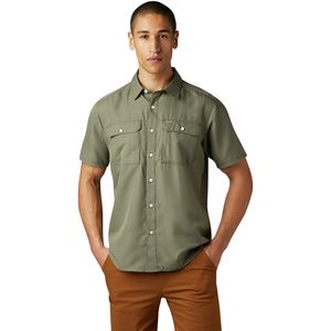 Mountain Hardwear Canyon Short-Sleeve Shirt - Men's