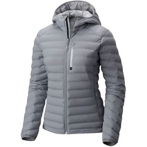 Mountain Hardwear Stretchdown Hooded Down Jacket - Women's
