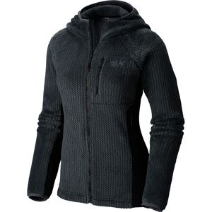 Mountain Hardwear Monkey Woman Pro Hooded Fleece Jacket - Women's