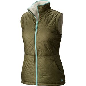 Mountain Hardwear Switch Flip Fleece Vest - Women's
