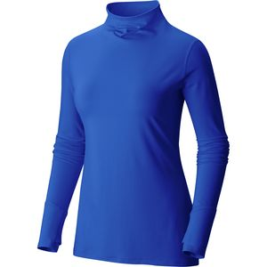 Mountain Hardwear Butterlicious T-Neck Shirt - Women's