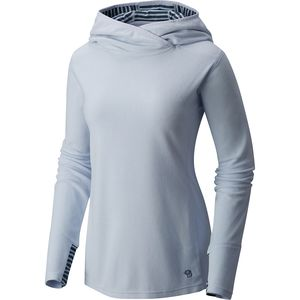 Mountain Hardwear Microchill Lite Hooded Fleece Pullover - Women's