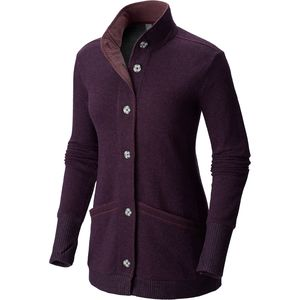 Mountain Hardwear Sarafin Long-Sleeve Cardigan - Women's