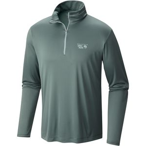 Mountain Hardwear Wicked 1/4-Zip Shirt - Men's