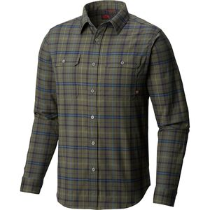 Mountain Hardwear Stretchstone Flannel Shirt - Men's