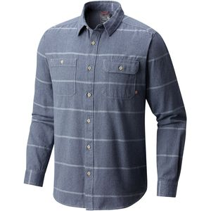 Mountain Hardwear Frequenter Stripe Long-Sleeve Shirt - Men's