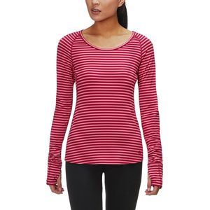 Mountain Hardwear Butterlicious Stripe Crew - Women's