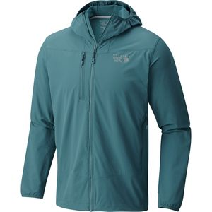 Mountain Hardwear Super Chockstone Hooded Jacket - Men's