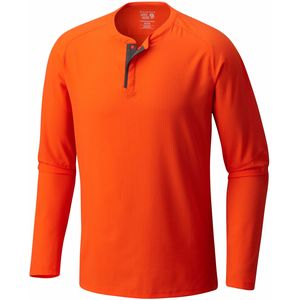 Mountain Hardwear AC Henley Shirt - Men's