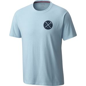 Mountain Hardwear MTN Mechanic Crest Short-Sleeve T-Shirt - Men's