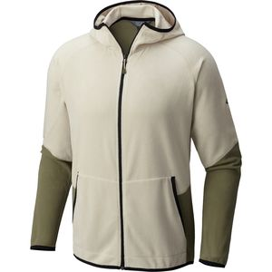 Mountain Hardwear Microchill Lite Full-Zip Hooded Jacket - Men's
