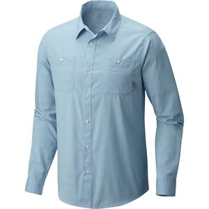 Mountain Hardwear Air Tech AC Stripe Long-Sleeve Shirt - Men's