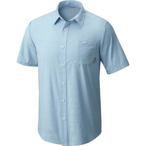 Mountain Hardwear Air Tech AC Stripe Short-Sleeve Shirt - Men's