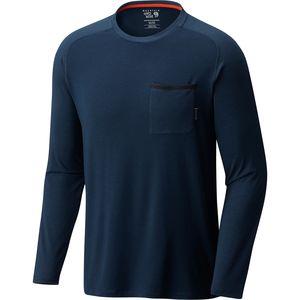 Mountain Hardwear CoolHiker AC Long-Sleeve Shirt - Men's Reviews