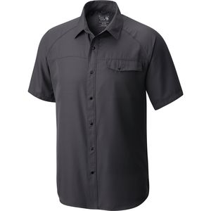 Mountain Hardwear Technician Short-Sleeve Shirt - Men's